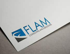 swdesignindia tarafından Design a Logo for Flam Consulting and Associates için no 119