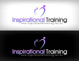 #40 untuk Graphic Design for Inspirational Training Logo oleh Lozenger