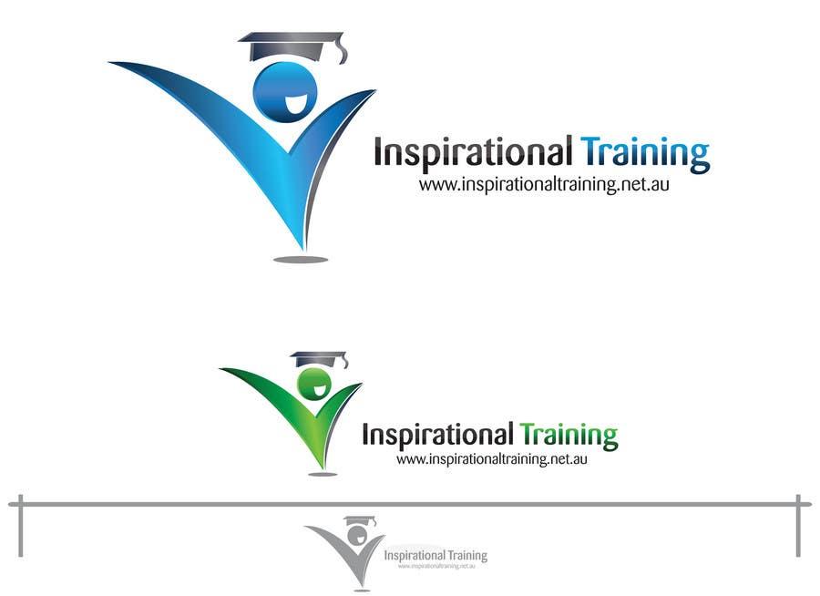 Inscrição nº 113 do Concurso para Graphic Design for Inspirational Training Logo