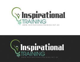 stn50431 tarafından Graphic Design for Inspirational Training Logo için no 118