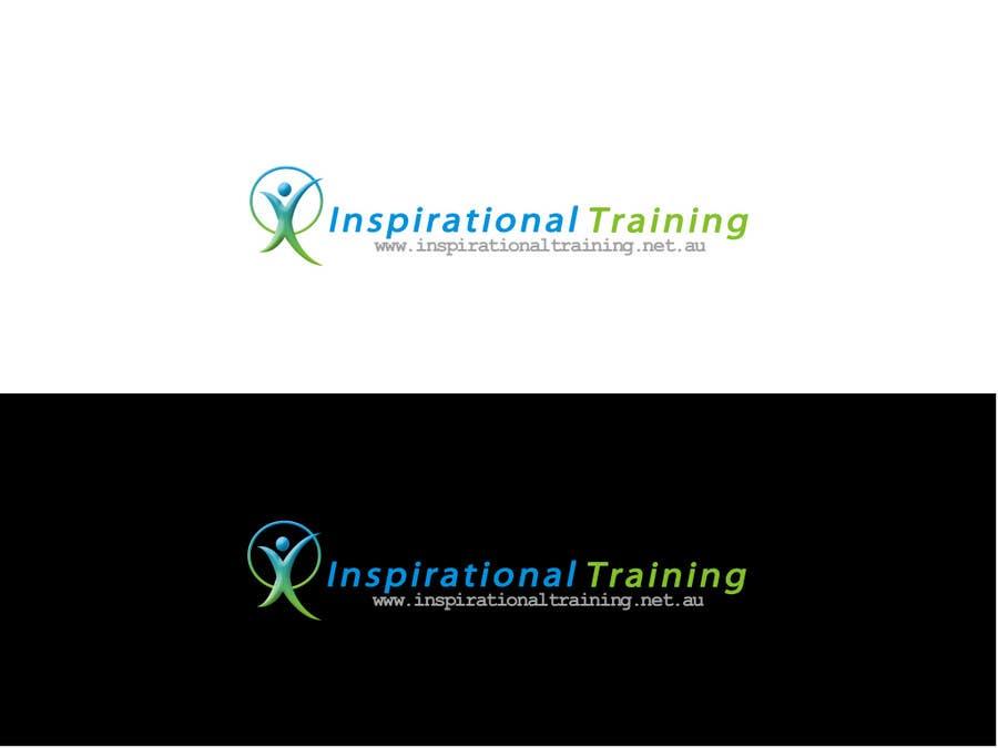 Конкурсная заявка №185 для Graphic Design for Inspirational Training Logo