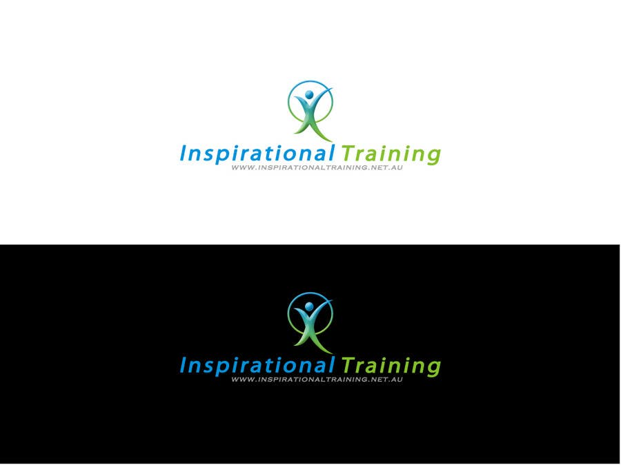 Конкурсная заявка №187 для Graphic Design for Inspirational Training Logo