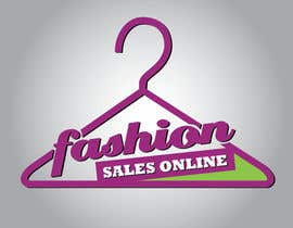 #8 untuk Design a Logo for Fashion Sales Online oleh SerenityBlue1