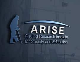 Nro 124 kilpailuun Design a Logo for ARISE käyttäjältä AhmedShaf3y