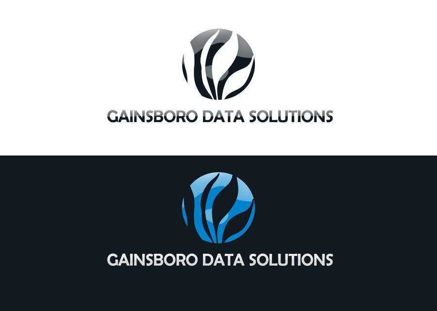 #25 for Design a Logo for gainsboro data solutions by kingcainoy