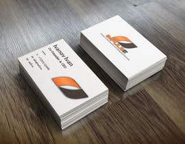nº 6 pour Design a logo and business card par Fidelism