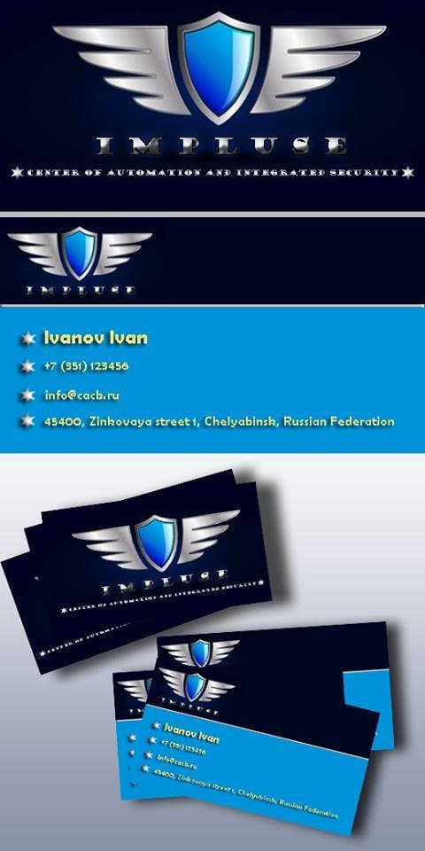 #36 for Design a logo and business card by jluistro007