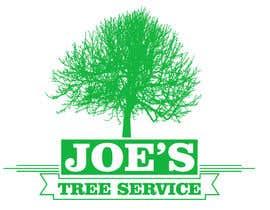 Nro 39 kilpailuun I need a logo designed. It's for a business called Joe's tree service -- 1 käyttäjältä DedeJul