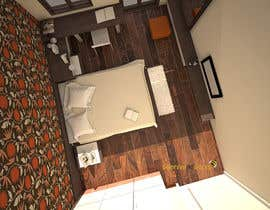 #22 for bedroom interior design by beehive3dworks