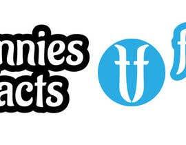 Nro 2 kilpailuun Design a Logo - Funniest Facts site Easy Job käyttäjältä designfreakz