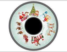 #35 for Christmas Effect Wheels by miglenamihaylova