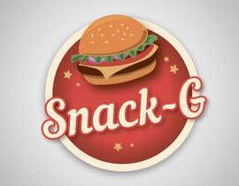 binovery tarafından Design a Logo for: Snacks Restaurant için no 85