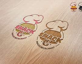 Serghii tarafından Design a Logo for: Snacks Restaurant için no 40