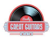 Graphic Design Entri Peraduan #37 for 1950's American Diner Theme (guitar shop)