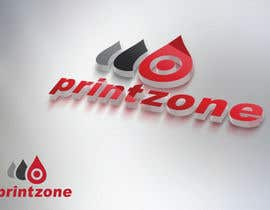 Nro 156 kilpailuun Design a Logo for Printzone käyttäjältä ganesh0056