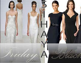 #8 for URGENT: Design a Banner for Bridal Shop Black Friday by vukasin87