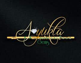 Nro 40 kilpailuun Logo for jewellery brand  Avyukta Gems käyttäjältä ashokpatel3988