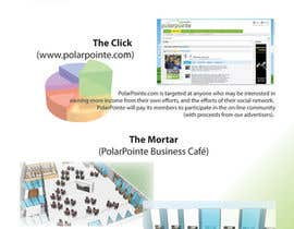 #4 para Graphic Design for Flyer for PolarPointe.com, the entrepreneurs social network. por s3r4ph11