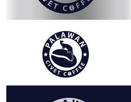 #122 for LOGO & CIVET CAT design for our product package (Quick Project) af alexandracol