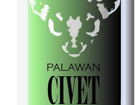 #123 untuk LOGO & CIVET CAT design for our product package (Quick Project) oleh CatalinaPlaino