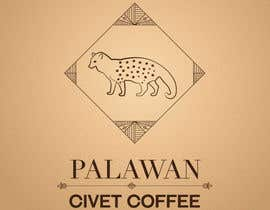 #22 untuk LOGO & CIVET CAT design for our product package (Quick Project) oleh tudorneve