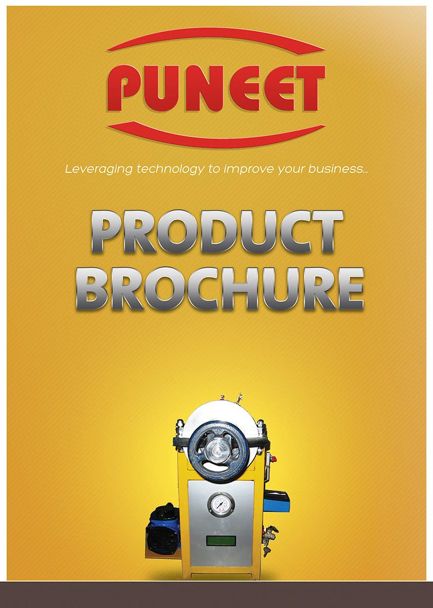 #9 for Design a Brochure for an Engineering Company by sutanuparh