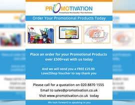 mdmirazbd2015 tarafından Order Promotional Products Today Flyer için no 2