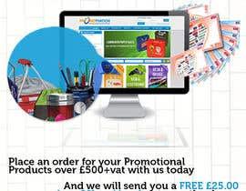 Nro 11 kilpailuun Order Promotional Products Today Flyer käyttäjältä ahamidi