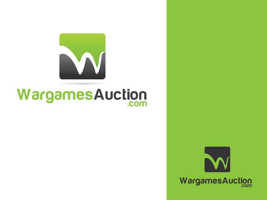 Konkurrenceindlæg #41 for Design a Logo for WargamesAuction.com