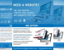 #17 for Need a Website Email Flyer design request by mdmirazbd2015