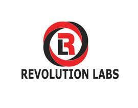 Nro 41 kilpailuun Revolution Labs Logo käyttäjältä margipansiniya