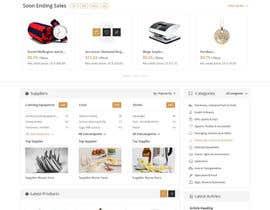 Nro 6 kilpailuun Re-Design a Website käyttäjältä nizagen