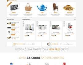 Nro 11 kilpailuun Re-Design a Website käyttäjältä Makkina