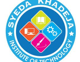 #35 para Design a Logo for SKIT (Syeda Khadeja Institute Of Technology ) por marcelog4