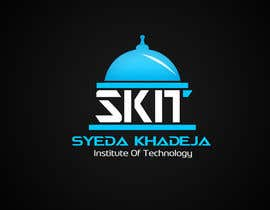 nº 5 pour Design a Logo for SKIT (Syeda Khadeja Institute Of Technology ) par mohamedabbass