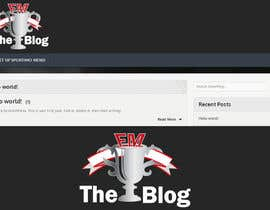 #14 for Design a Logo: Football Manager Blog by rami1985