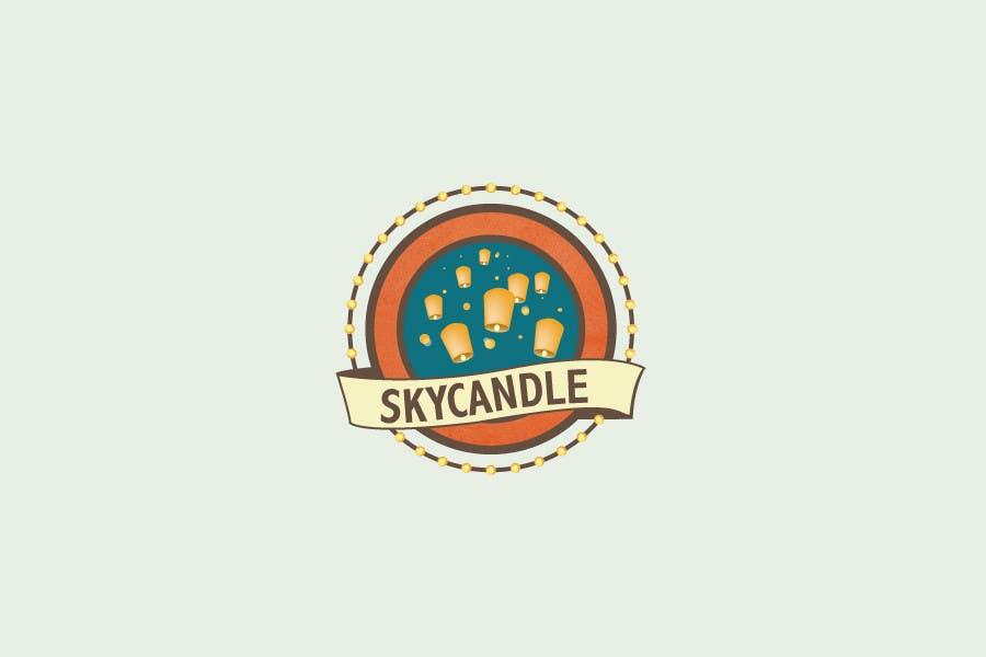 Inscrição nº 48 do Concurso para Logo Design for Skycandle