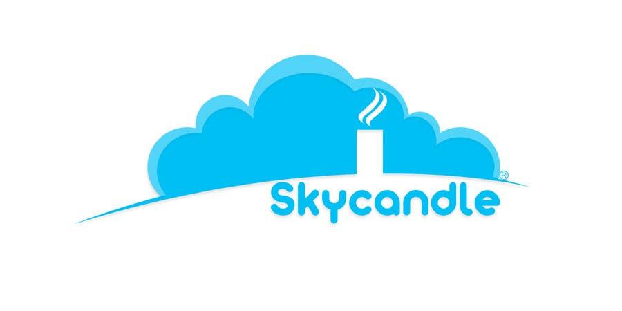 Inscrição nº 75 do Concurso para Logo Design for Skycandle