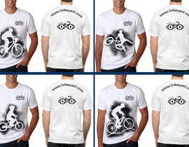 #25 para Design a T-Shirt for Bikeyed.com por jonydep