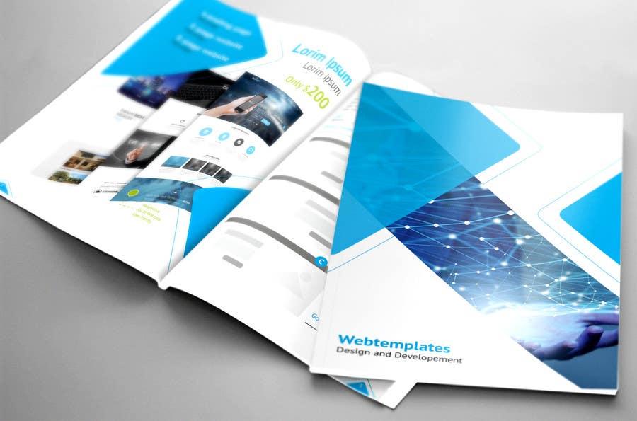 Konkurrenceindlæg #10 for Design a Brochure