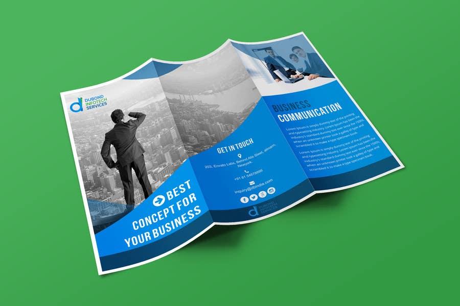 Konkurrenceindlæg #5 for Design a Brochure