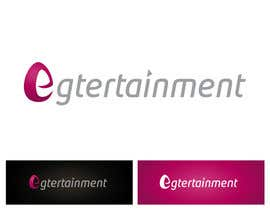 nº 35 pour Design a Logo for Egtertainment par alesilva90