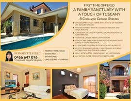 Nro 32 kilpailuun Design a Real Estate Advertisement käyttäjältä nuwantha2020