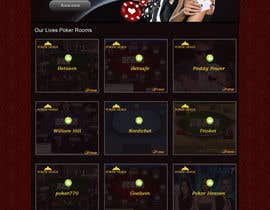 #8 cho Home Page for a poker deals website bởi webidea12