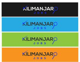 #45 for Design a Logo for www.kilimanjarojobs.com af stoske