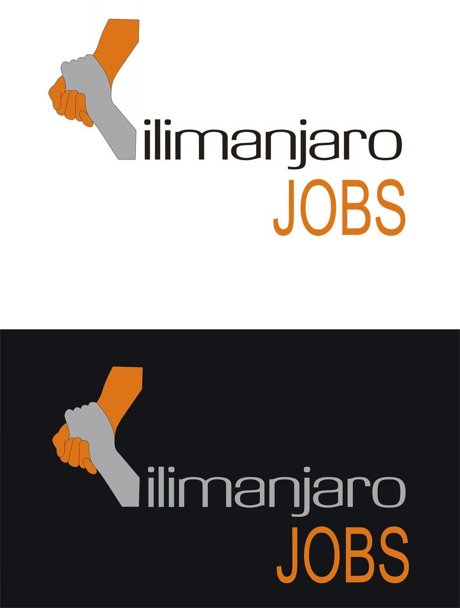 #53 for Design a Logo for www.kilimanjarojobs.com by RobertFeldner