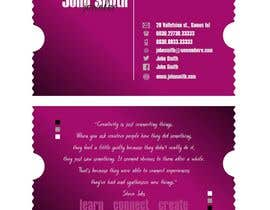 #32 cho Design modern business cards bởi melenmaria