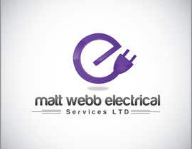 #168 for Design a Logo for Matt Webb Electrical Services LTD by tanvirmrt