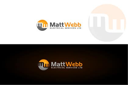 #54 for Design a Logo for Matt Webb Electrical Services LTD by putul1950