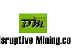 #1 for Design a Logo for Disruptive Mining by ashok06kumar